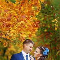 Золотая осень :: Анна LyA