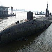 Hamburg. U-434 :: Nina Yudicheva