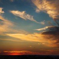 Закатный вечер :: Елена Баскакова