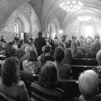 Концерт хора AIDIJA в Тракайском замке :: Виктор (victor-afinsky)