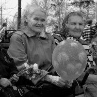 Вспоминая День Победы (труженицы тыла) :: Александр Попов
