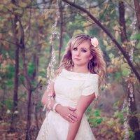 Прекрасная Евгения :: Анна Шуваева