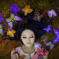 Бабочки :: Ann Stikhilyas
