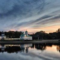 Мирожский монастырь (Псков) :: Анна Семенова