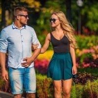Есть такие люди, которых, когда видишь, уже счастлив :) :: Алексей Латыш