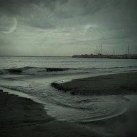 La luna a Santa Teresa :: Stefano Massa