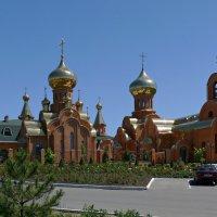 Храм. :: Татьяна и Александр Акатов