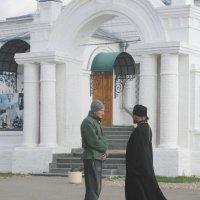 Батюшка, дайте совет... :: Михаил Попов