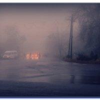 На улице — дождик и слякоть... :: Nina Streapan