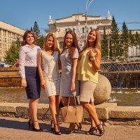 Подружки :: Константин Селедков