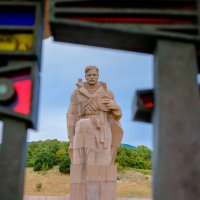 """Памятник """"Морякам революции"""" :: Павел"""