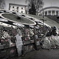 Мемориал Небесной сотни. :: Андрий Майковский