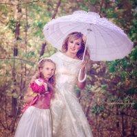 Розовая свадьба! :: Ольга Егорова