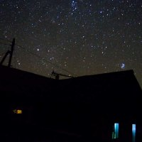 ЛНР, Луганск, ночное небо :: Наталья (ShadeNataly) Мельник