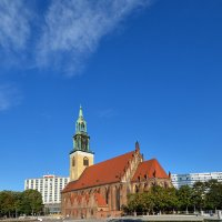 Berlin. Marienkirche. :: Dan Berli