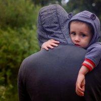 Папа и сын :: Ксения Базарова