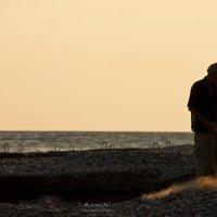 Старик и море :: Жанна Уланова