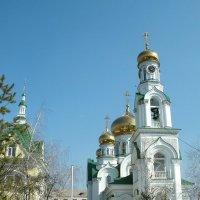 Батайск. Свято-Троицкий храм :: Нина Бутко
