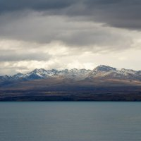 Озеро Пукаки :: Tatiana Belyatskaya
