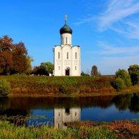 Церковь Покрова на Нерли :: Катя Бокова
