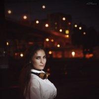 Ночной портрет.. :: Юлия Романенко