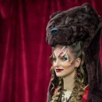Девушка из племени медведей . :: Андрей Якимюк