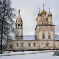 Церковь Спаса на Яру. :: Александр Назаров