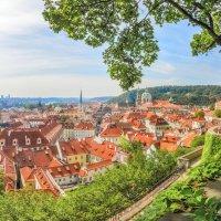 Прекрасная Прага. :: Максим Дорофеев