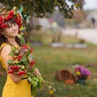 В деревне :: Ирина Белоусова