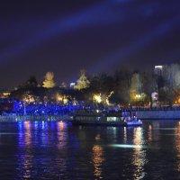 На реке. :: Oleg4618 Шутченко