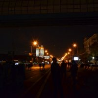 Вечерняя прогулка. :: Oleg4618 Шутченко