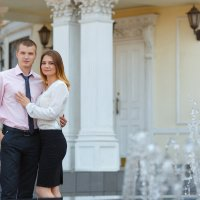 Love Story :: Владимир Давиденко
