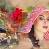 «Пусть солнышко беседует со мной...» :: vitalsi Зайцев