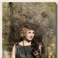 Девушка из 30-х :: Сергей Шруба