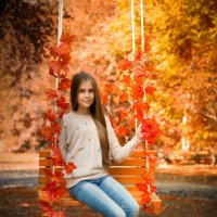 осень.. :: Елена Числова