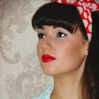 Девушка Pin-ap :: Оксана Погонышева