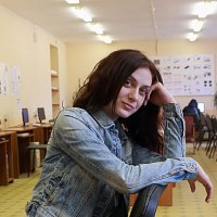 Конец учебного дня :: Екатерина Василькова
