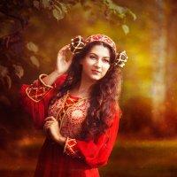 Сказочная принцесса :: Фотохудожник Наталья Смирнова