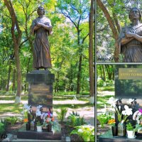 Батайск. Памятник святому Иоанну Русскому :: Нина Бутко
