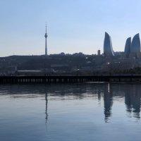 Баку :: Наталья Джикидзе (Берёзина)