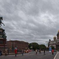 Исаакиевская Площадь Санкт-Петербург :: Александр Кислицын