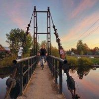 Мост через Вологду :: Валерий Талашов