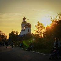 Храм иконы Табынской Божией Матери :: Irina Polkova