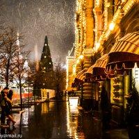 По снегом :: Анастасия Смолина