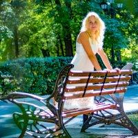 в парке :: Андрей Скачков
