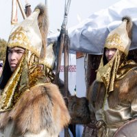Казахские батыры :: Svetlana Bikasheva