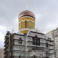 Москва. Церковь Алексия Московского (Мечева) на Вешняковской. :: Александр Качалин