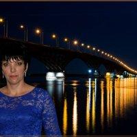 Ночной портрет. :: Anatol Livtsov