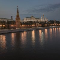 Город не спит :: Борис Гольдберг