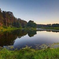 Вечер на реке :: Ард Прохоров